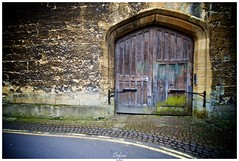 Behind Closed Doors (jhureley1977) Tags: oxford travel ashutoshjhureley ashutosh