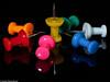 Regenspielerei - Spitzentreffen (J.Weyerhäuser) Tags: spitzentreffen pins studio blitz nadeln