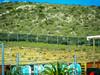 HFF .. (Dare2drm) Tags: hff happyfencefriday clôture fence californie mexique frontière barrière vendredi djfotos