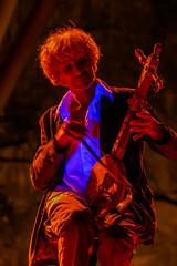 Loy Ehrlich _ Hadouk (heiserge) Tags: worldmusic france ribab live langourla loyehrlich côtesdarmor instrument show concert style musiciens bretagne jazz europe musique