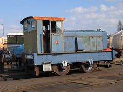 RH 299099 (rustonregister) Tags: rh 299099 ruston tyseley birmingham diesel locomotive 4wdm hornsby