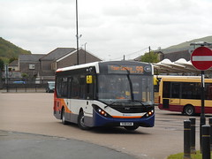 Stagecoach in South Wales 37467 (Welsh Bus 18) Tags: stagecoach southwales dennis dart slf 5 adl enviro200mmc 9m 37467 yx18kuw pontypridd