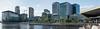 Salford Quays - Media City -  201805 - Media City - panorama (ken_davis) Tags: mediacity salfordquays