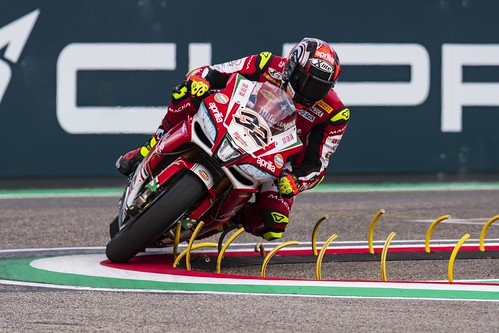 """WSBK Imola 2018 • <a style=""""font-size:0.8em;"""" href=""""http://www.flickr.com/photos/144994865@N06/41465603505/"""" target=""""_blank"""">View on Flickr</a>"""