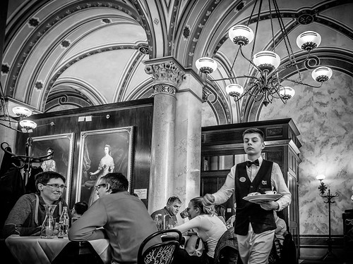 Café Central/ Vienna
