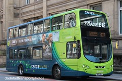 Arriva Northwest 4530 (anthonymurphy5) Tags: travel transport arrivanorthwest 4530 mx13acj crossriverservice wrighteclipsegemini2 volvob5tl liverpoolcitycentre 260518 liverpool outside busphotography buspictures bus