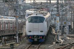 801A3827 (鹽味九K) Tags: ōsakashi ōsakafu 日本 jp 天王寺站 jr train railroad canoneos5dmarkiv