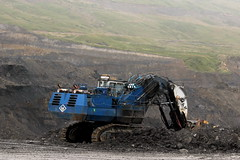 O&K RH120C (Falippo) Tags: ok orensteinkoppel excavator bagger escavatore mining mine towercolliery wales coal miniera steinbruch tripower