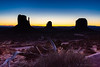 First Light (Jaw's Dad) Tags: monumentvalley