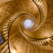Twisted (Harold Davis) Tags: spiral stair staircase