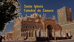 2018-Z050 Zamora Catedral Santa Iglesia (Wolfgang Appel) Tags: wolfgappel spanien spain espana espanya zamora santaiglesia catedralcatedral de