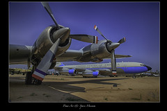 Pima Air & Space Museum (vonhoheneck) Tags: united states america president plane airplane