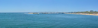 Panorma of the Harbor