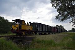 MBS-loc 5 Magda, Haaksbergen (cellique) Tags: mbs magda museumbuurtspoorweg haaksbergen boekelo museumtrein spoorwegen treinen eisenbahn zuge railway train