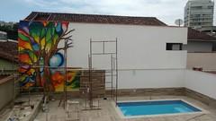WhatsApp Image 2017-11-20 at 12.08.25 (Bicho Solto Sagaz) Tags: trampo sobre parede 12x6 art conceitual com tecnicas de graffiti