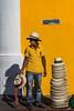 Cameleon ! (poupette1957) Tags: art atmosphère canon city curious colors costumes couleur detail deco fashion guatemala humanisme hat imagesingulières life man photographie people portrait rue street town travel urban ville voyage