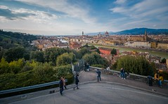 Florence - Romance & Renaissance I (Pavel Valchev) Tags: florence firenze a6300 sony ilce emount landscape italy canon is stm adapted viltrox wideangle lens af nex travel