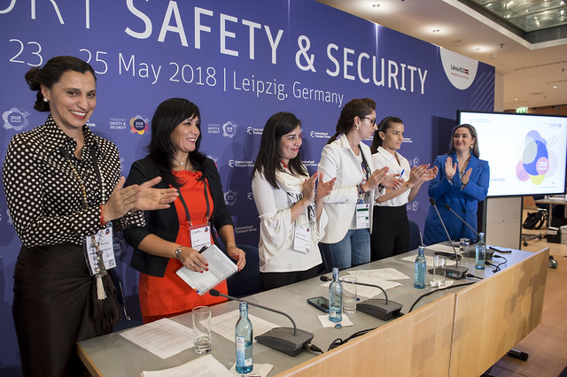 """The signatories applaud the launch of the """"Women in Movement"""" initiative"""