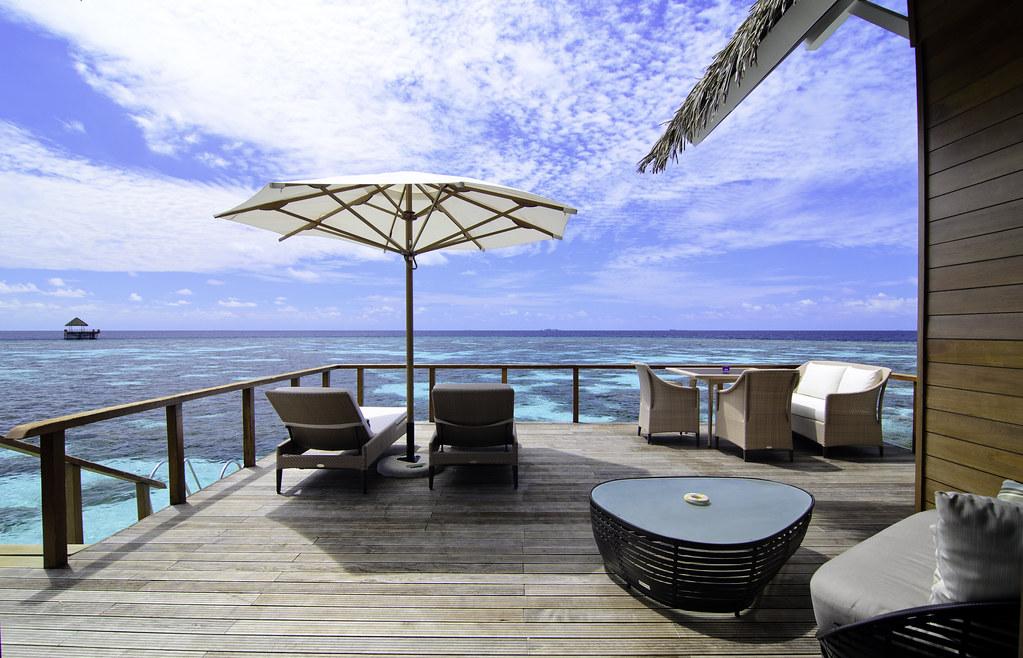 Ocean Villa - Terrace