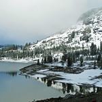 Morning Mist Lifting, Tioga Lake, Yosemite 2015 thumbnail