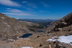 Summit Lake Park View, CO (pmenge) Tags: cold snow lakesummitview mountevans