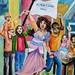 Acto del Día Internacional contra la Homofobia, la Transfobia y la Bifobia