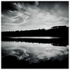 Lassodie Sunset (wwshack) Tags: charlesjencks fife scotland stniniansopencast sunset reflection water lassodie