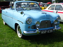 1955 Ford Zephyr Six (Neil's classics) Tags: vehicle 1955 ford zephyr six