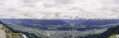 Tirol Panorama (Decaffeinated_Coffee) Tags: innsbruck austria tirol alps mountain range panorama sony a7iii voigtlander 40mm wide superwide landscape tyrol