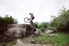 Daniele Meyerhans (Rebecca Murphys) Tags: trial trialbike bike bikelife sport sporter sports healthy life nature ch swiss swizzerland cloudy jump crazy extreme