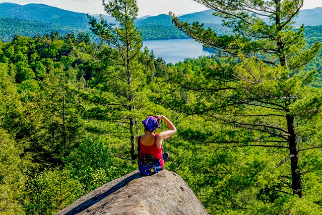 Adirondack Mountains - Watch Hill Trail - May 29, 2018