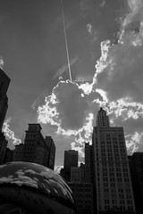 Take A Stab At It.jpg (Milosh Kosanovich) Tags: cloudgate fujifilmxf1855 precisiondigitalphotography chicago bw mickchgo silkypixrawconverter clouds millenniumpark chicagophotographicart cloudporn fujifilmxe2 miloshkosanovich milleniumpark chicagophotoart chicagophotographicartscom jettrail