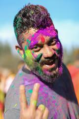 Holi 2018 (scottlum) Tags: holi holifestival holi2018 festivalofcolors colorful colors festivalofcolours peoplephotography portraitphotography festival humanity peopleoftheworld