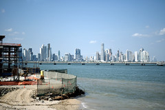 (Richard Par) Tags: panamacity panama centralamerica harbor bay marina bridge travel vacation city skyline water waterfront sea latinamerica