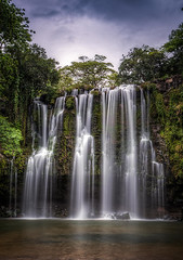 Tenaru Falls#3 (lilianna.escandon) Tags: people ou
