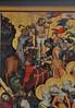 Hildesheim, Niedersachsen, Lambertikirche, altar, detail (groenling) Tags: hildesheim niedersachsen deutschland germany hi de lambertikirche stlamberti altar paint painting gemälde passion jesus crucifixion kreuzigung cross kreuz thief schächer saint heilige