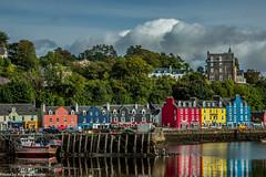 Isle of Mull | Tobermory (AnBind) Tags: grosbritanien unitedkingdom scottland 2017 ereignisse gb schottland september urlaub tobermory scotland vereinigteskönigreich