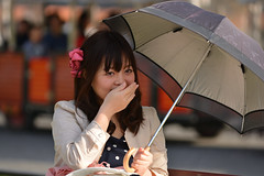 Spring, isn't it (naruo0720) Tags: portrait spring sigmalenses