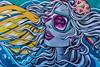 bondi beach street art (Greg Rohan) Tags: paintedstreetwalls paintedstreetart color colour bondibeachart bondibeach bondi paintedwalls streetart artist artwork urbanart urban art arte d750 nikkor nikon 2018 painting
