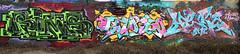 graffiti amsterdam (wojofoto) Tags: amsterdam nederland netherland holland ndsm graffiti streetart wojofoto wolfgangjosten qturbo rims herz