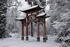 Sous la neige (StephanExposE) Tags: paris iledefrance france stephanexpose neige snow jardin jardindagronomietropicale parc park canon 600d 1635mm 1635mmf28liiusm