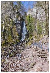 La Cascade du Nideck (regis.muno) Tags: nikond500 cascade cascadedunideck nideck oberhaslach alsace grandest france eau water waterfall nature