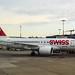 HB-JBB | Swiss | Bombardier CS100