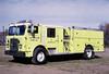 Daleville PA   1972 Brockway/Ward LaFrance (kyfireenginephoto) Tags: moscow truck scranton cfc pa brockway pumper green 1972 covington wlf moosic avoca ward husky lafrance lime engine fire dfd pennsylvania
