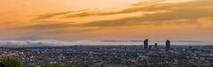 (Laetitia.p_lyon) Tags: fujifilmxt10 panorama panoramique lyon sunrise leverdujour leverdusoleil landscape