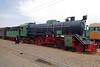 Hedjaz Steam Loco (gooneybird29) Tags: eisenbahn railway railroad locomotive jordan jordanianrailways hedjazbahn hedjaz wadirum dampflok dampfzug steamtrain steamlocomotive