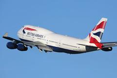 G-CIVG British Airways Boeing 747-436 Heathrow (ColinParker777) Tags: gcivg boeing 747 744 747400 747436 jumbo airliner airlines plane airplane aeroplane aviation flying flight travel takeoff climb lhr egll london heathrow england united kingdom great britain canon 5d 5d3 5dmkiii 5dmk3 5diii