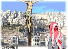 LAND DAY (edoardo.baraldi) Tags: gaza israele palestinesi marcia marciaperilritorno insediamenti coloni territorioccupati