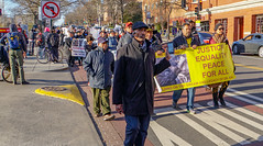 2018.04.04 The People's March for Justice, Equity and Peace, Washington, DC USA 01171