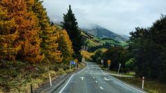Caminitos de Nueva Zelanda (Miradortigre) Tags: nuevazelanda newzealand road camino otoño autumn paisaje landscape fotografia flickr phography world travel trip viaje
